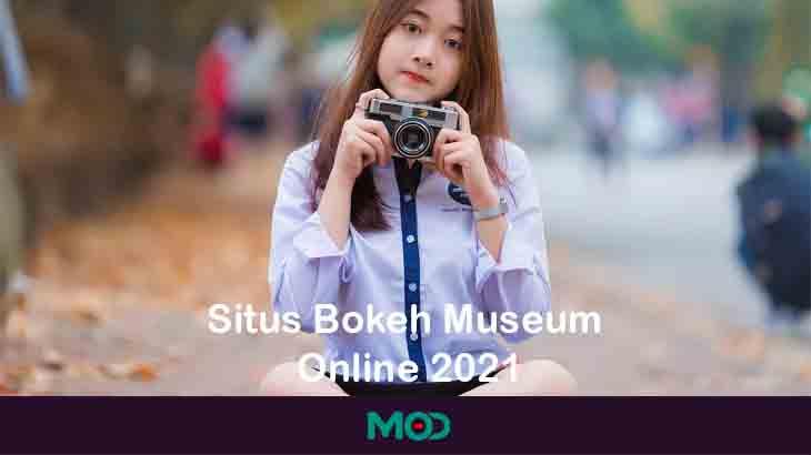 Situs Bokeh Museum Online 2021