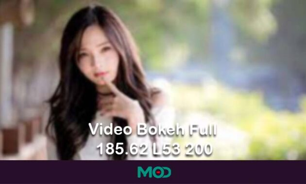 Video Bokeh Full 185.62 L53 200
